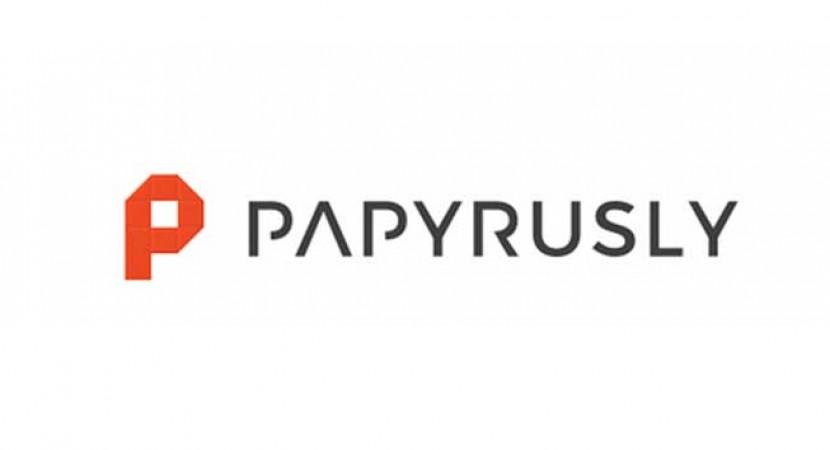 logo papyrusly