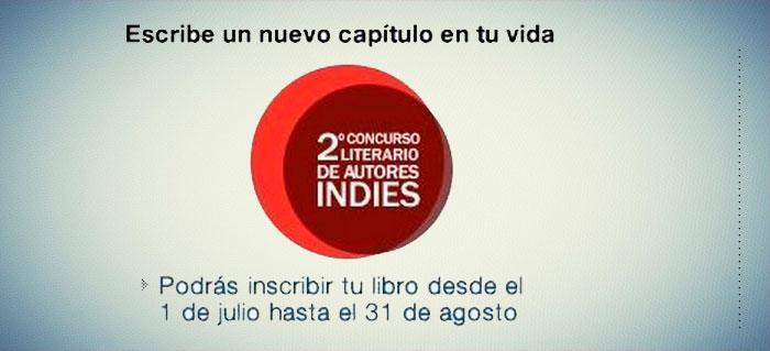 Amazon lanza su segundo concurso de autores indies