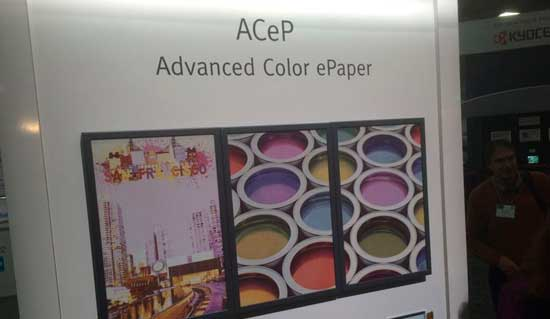 e-ink ACeP