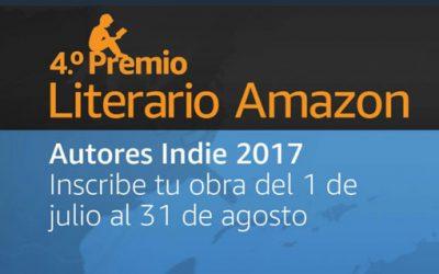 cuarto concurso literario Amazon