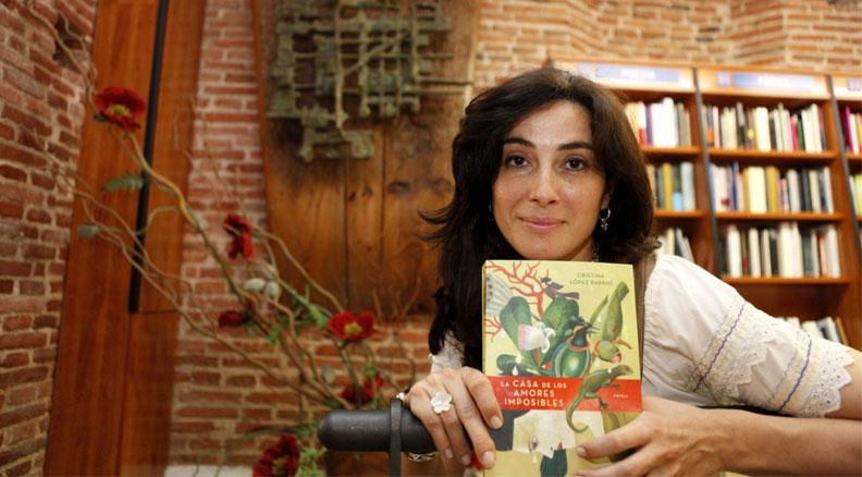 Cristina Lopez Barrios