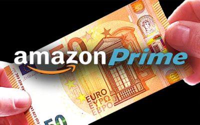 Amazon prime sube sus tarifas