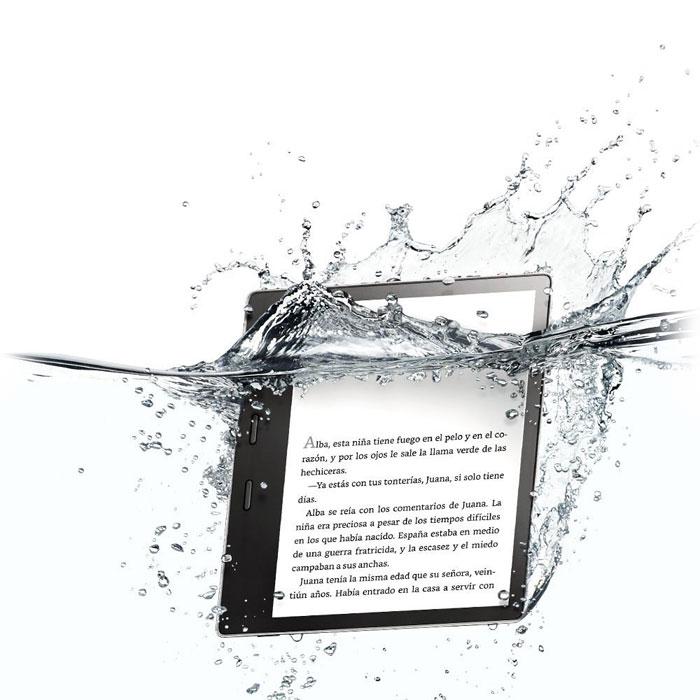 Kindle Oasis segunda generación