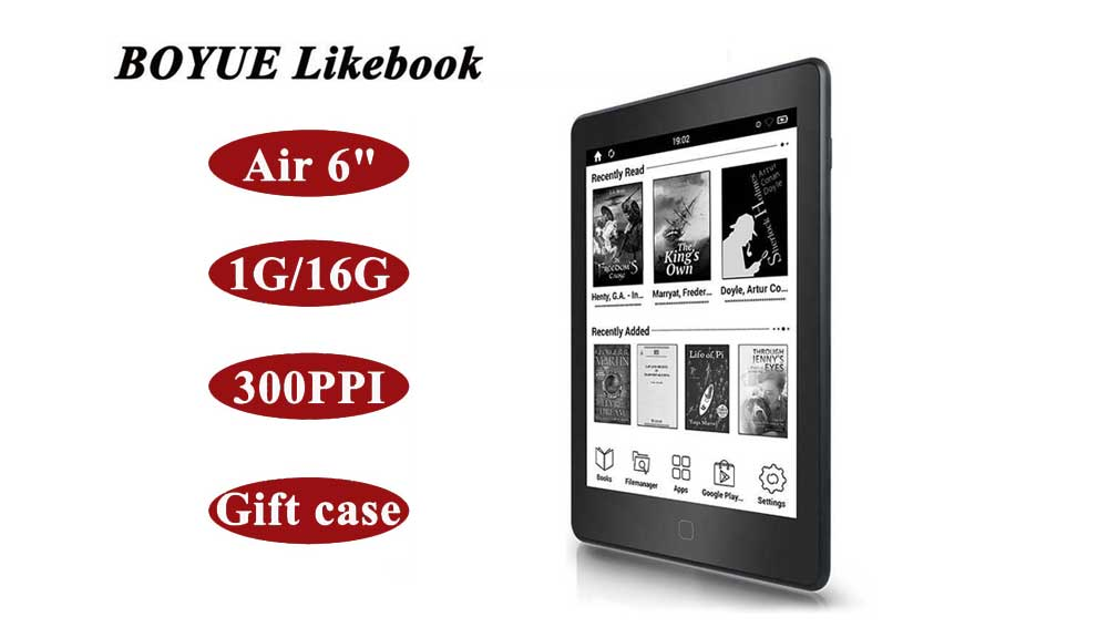 boyue likebook air