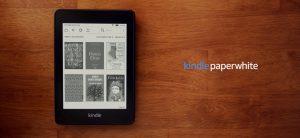 Kindle paperwhite cuarta generación