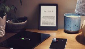 Nuevo Kindle básico con luz
